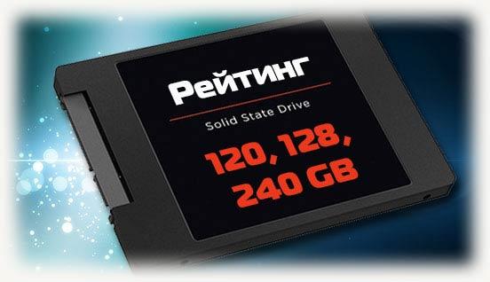 Рейтинг SSD накопителей