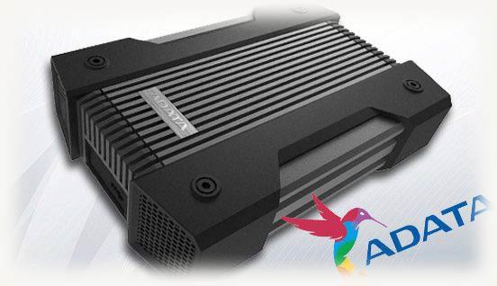 Внешний жесткий диск ADATA HD830