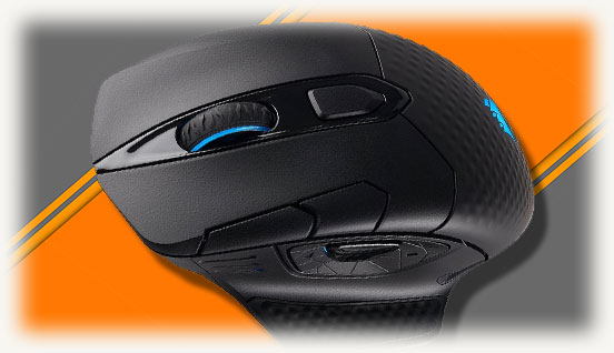 Игровая мышка корсар