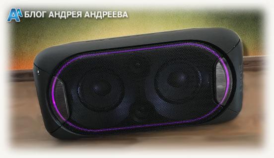 Колонка Sony GTK-xb60