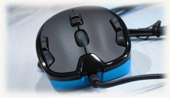 Мышь Logitech G300s
