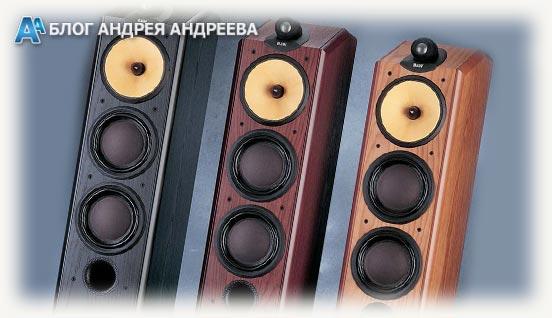 многоканальные fi-hi акустические колонки