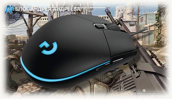 Мышка для компьютера logitech 102 на фоне warface