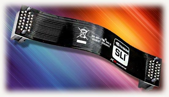 шлейф для технологии SLI