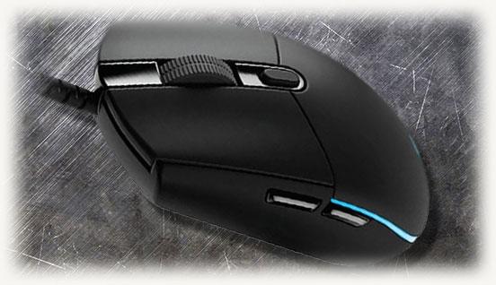 мышка logitech g 102