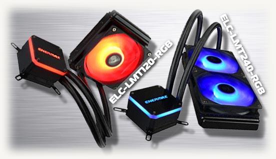 ELC-LMT240-RGB и ELC-LMT120-RGB