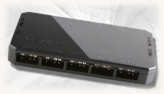 Контроллер AMBER5 от GELID Solutions