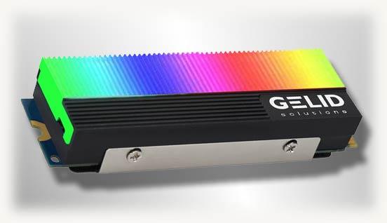 Охлаждение GLINT для SSD