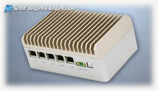 BOXER-8230AI AI модель A4