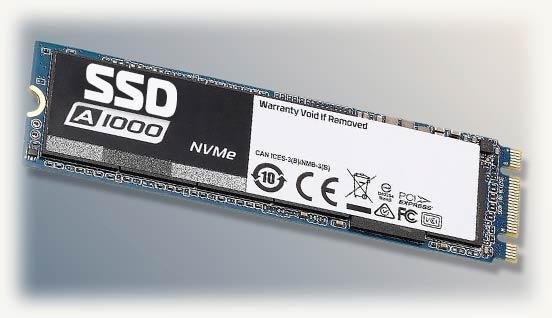 Так выглядит SSD накопитель NVME