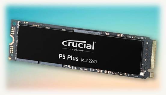 SSD Crucial P5 Plus PCIe