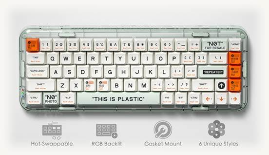Клавиатура Mojo68