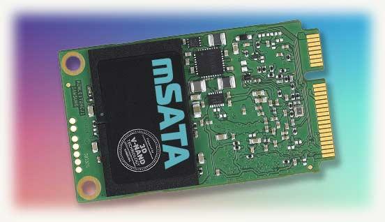 Модуль SSD формата mSata
