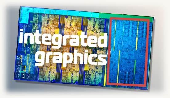 Интегрированная графика на чипе